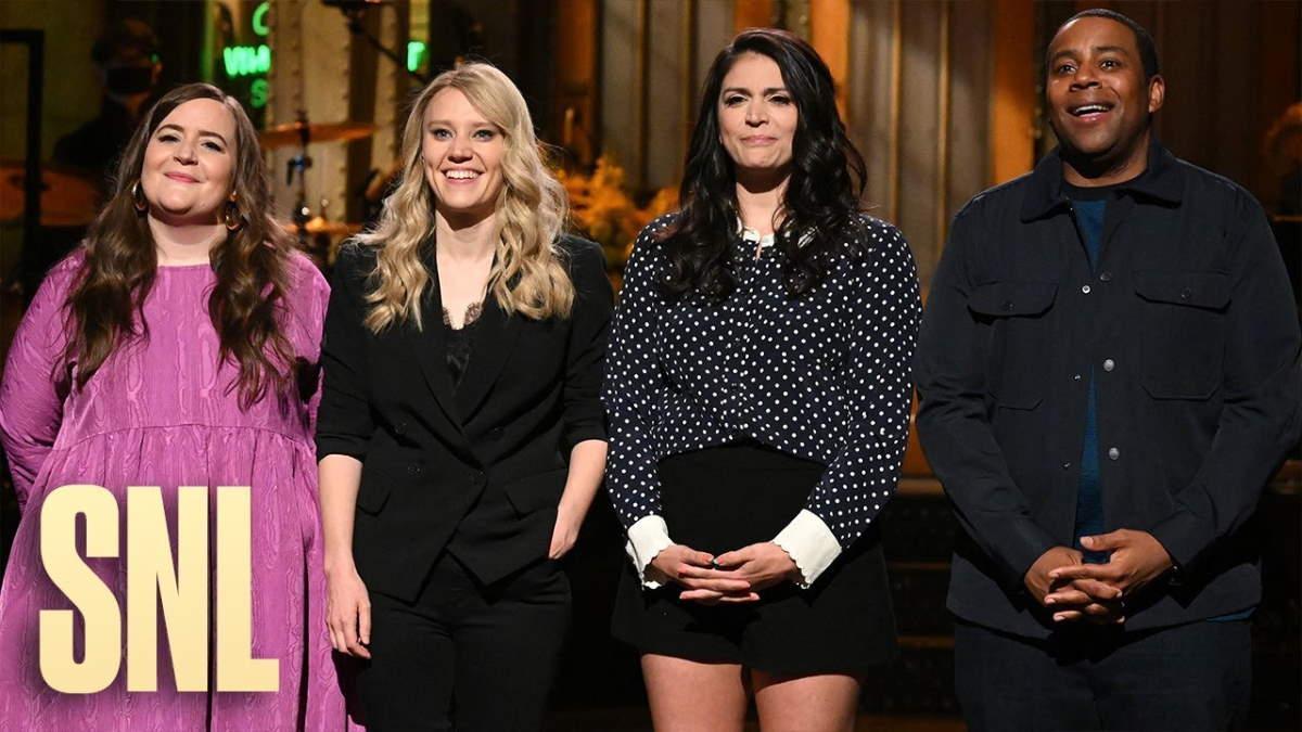SNL Cast Leaving Pete Davidson Cecily Strong Kate McKinnon