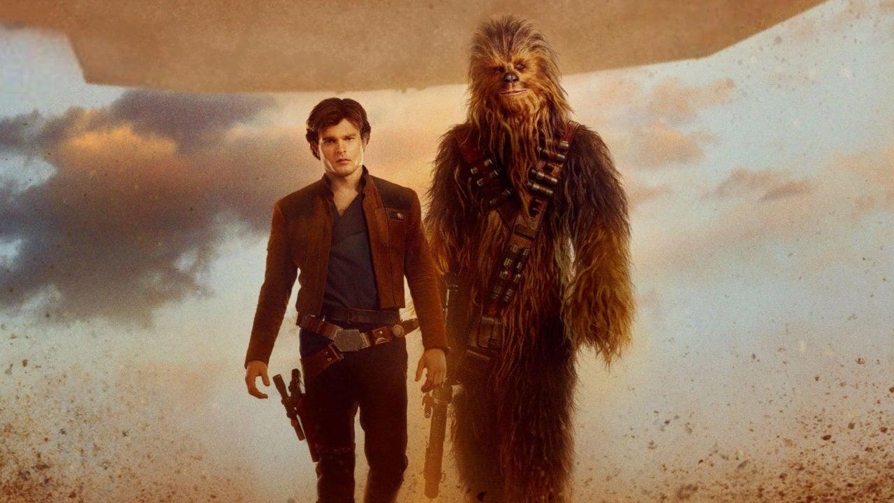 solo chewbacca star wars