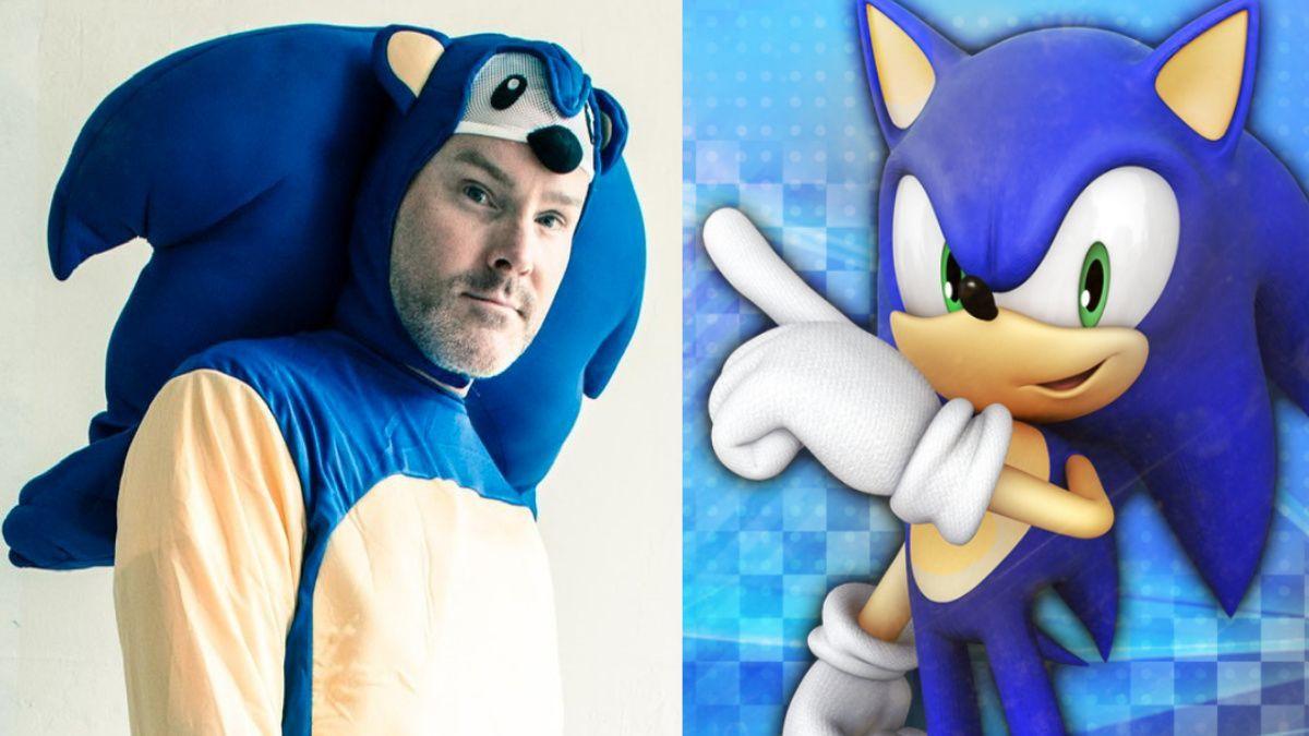 Sonic Roger Craig Smith