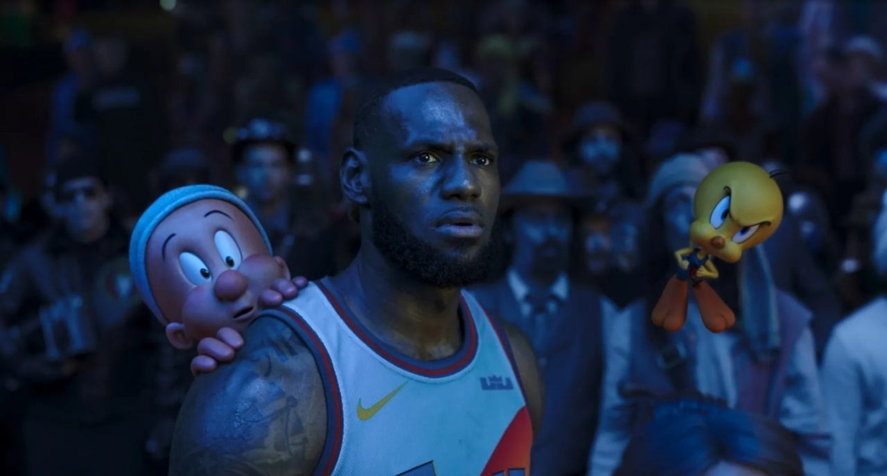 Space Jam: A New Legacy Reviews Are Brutal