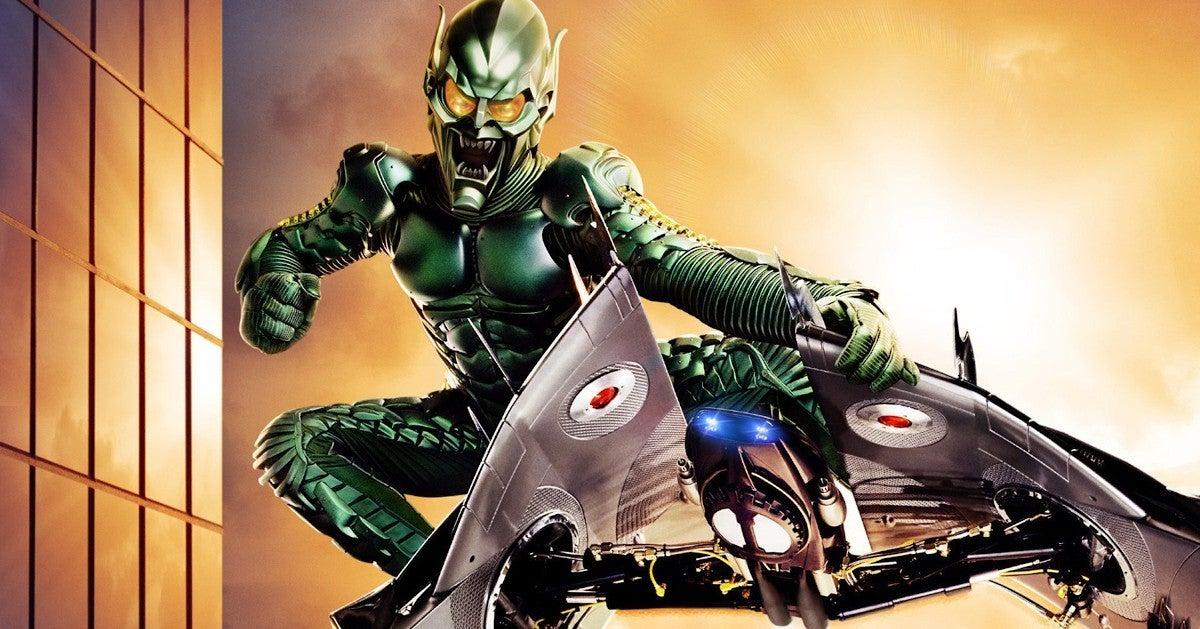 Spider Man No Way Home Willem Dafoe Green Goblin Sinister Six Leader Rumor