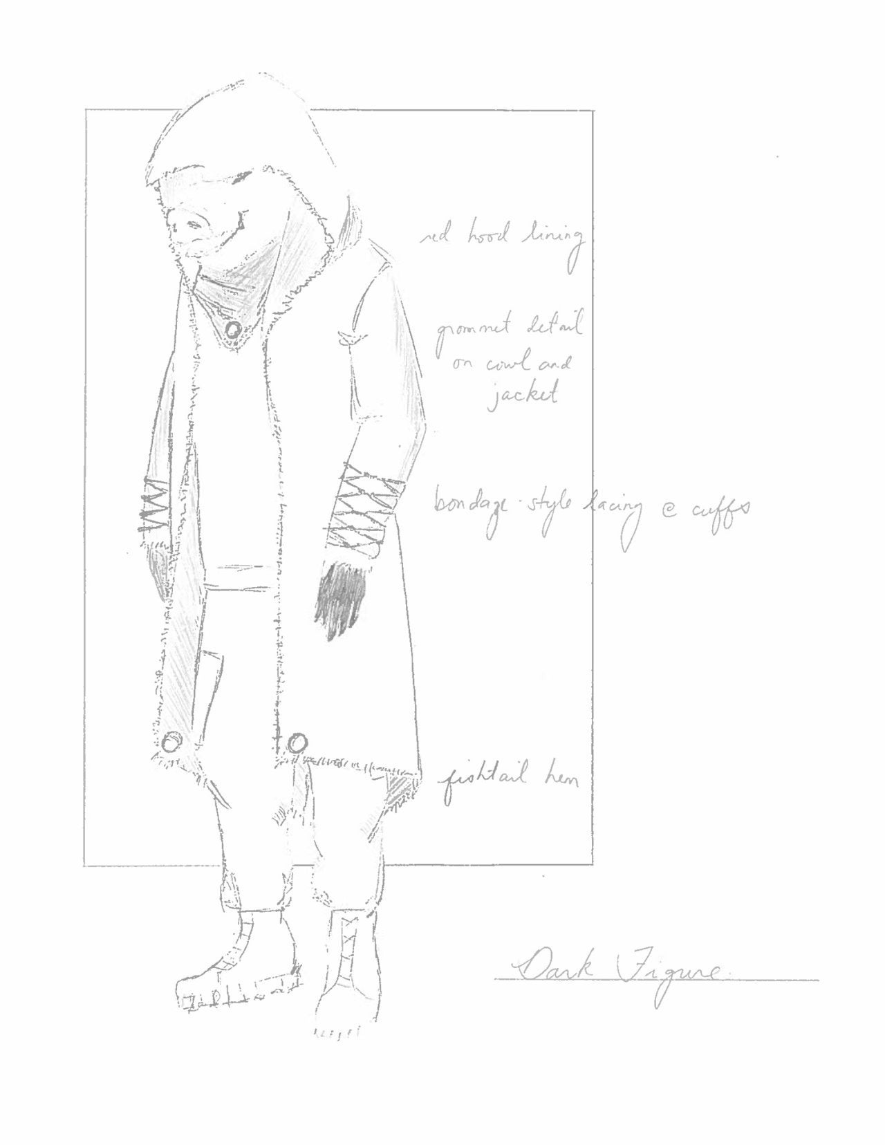 spiral from the book of saw jigsaw costume design 5
