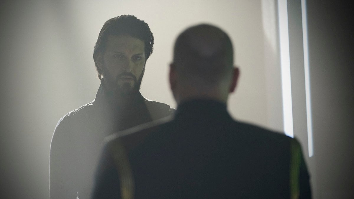 Star Trek Discovery Section 31 Spinoff Shazad Latif