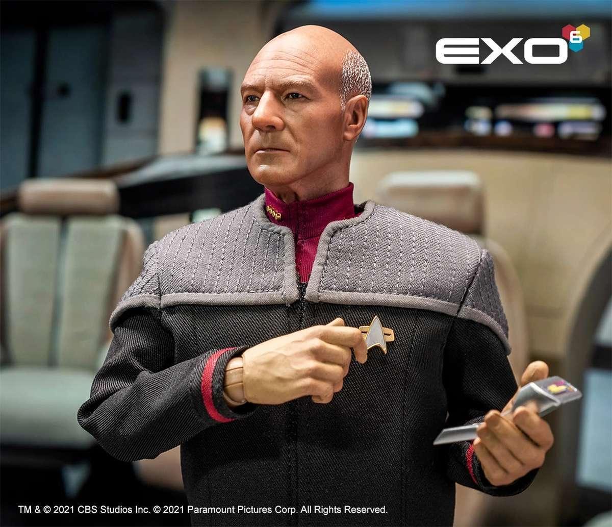 Star Trek First Contact Picard Exo 6