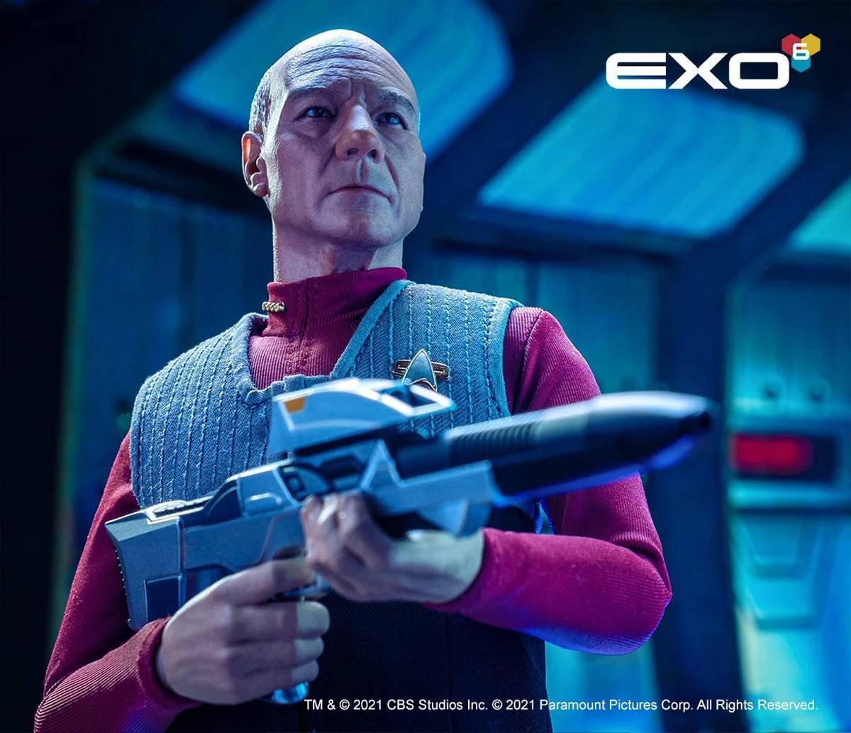 Star Trek First Contact Picard Exo 6 2