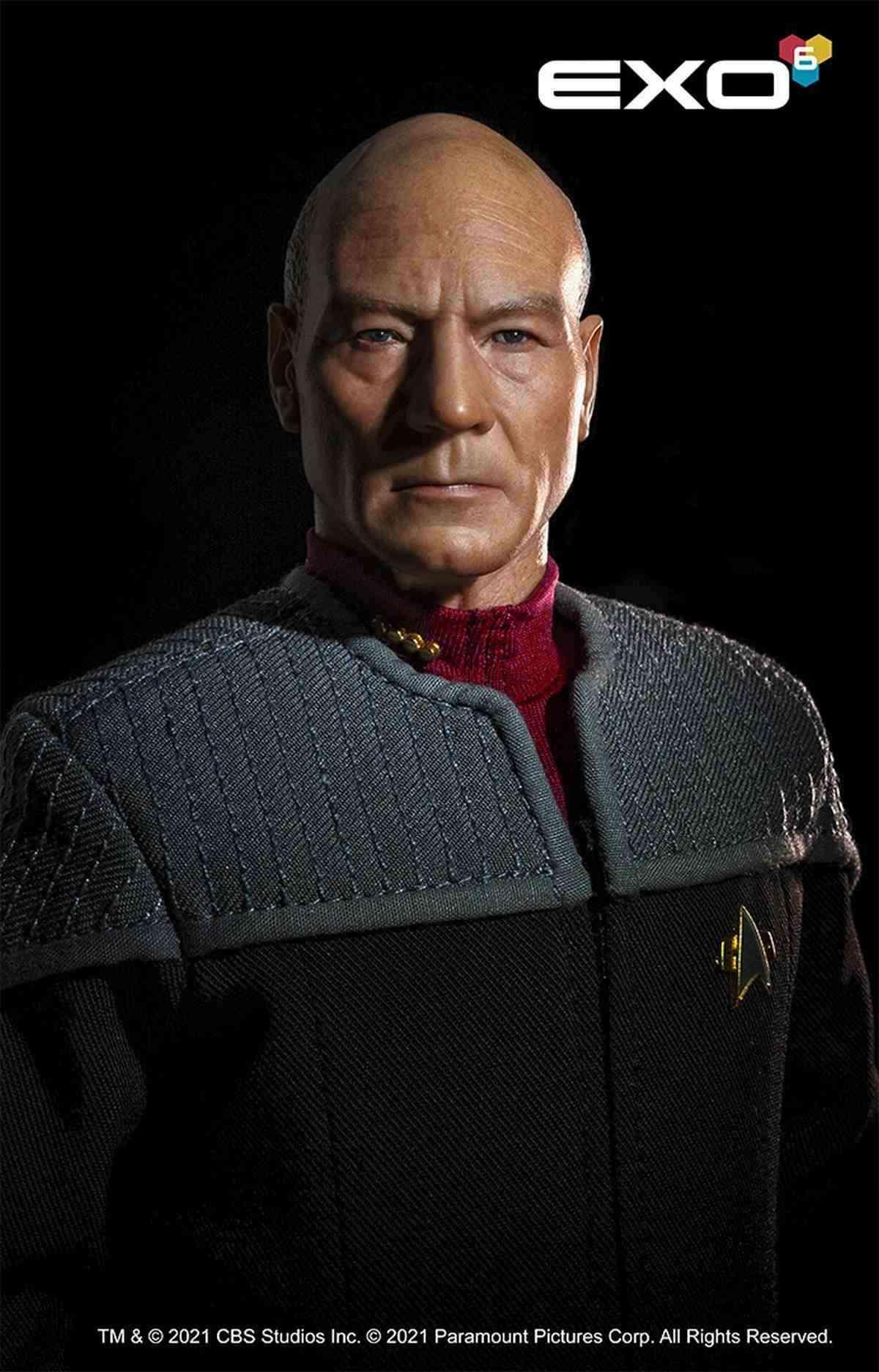 Star Trek First Contact Picard Exo 6 4