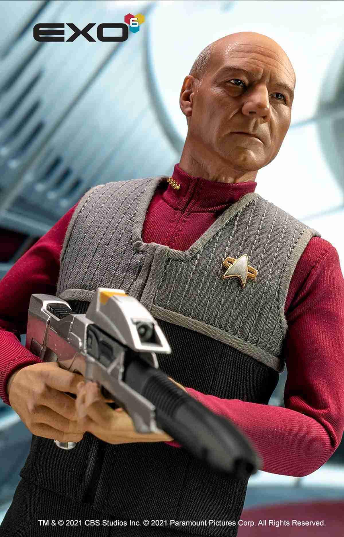 Star Trek First Contact Picard Exo 6 5