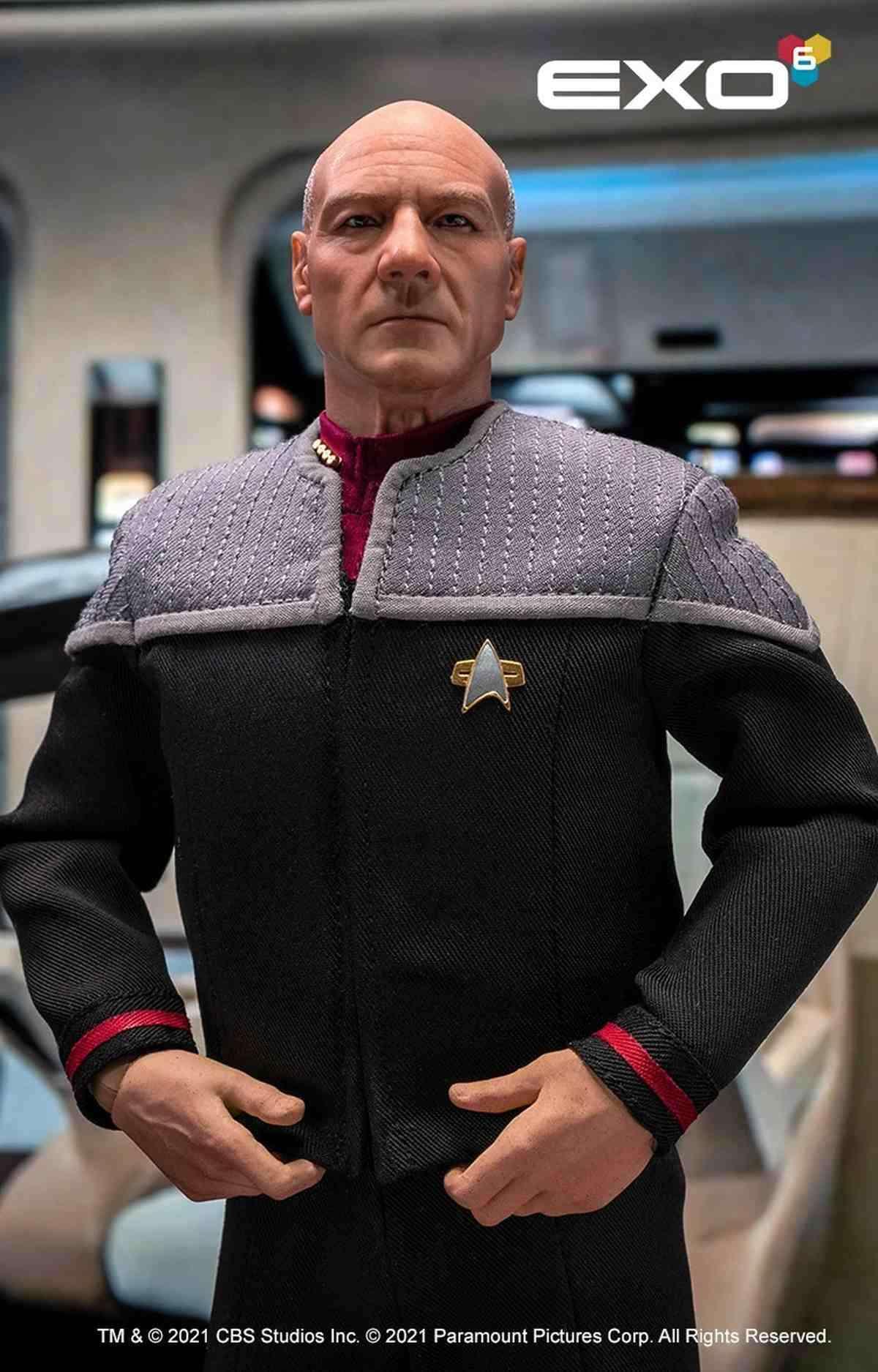 Star Trek First Contact Picard Exo 6 6