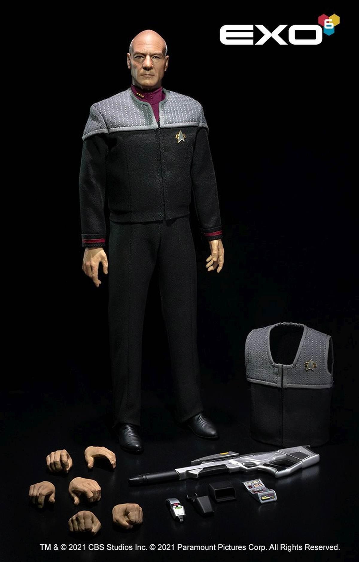 Star Trek First Contact Picard Exo 6 7