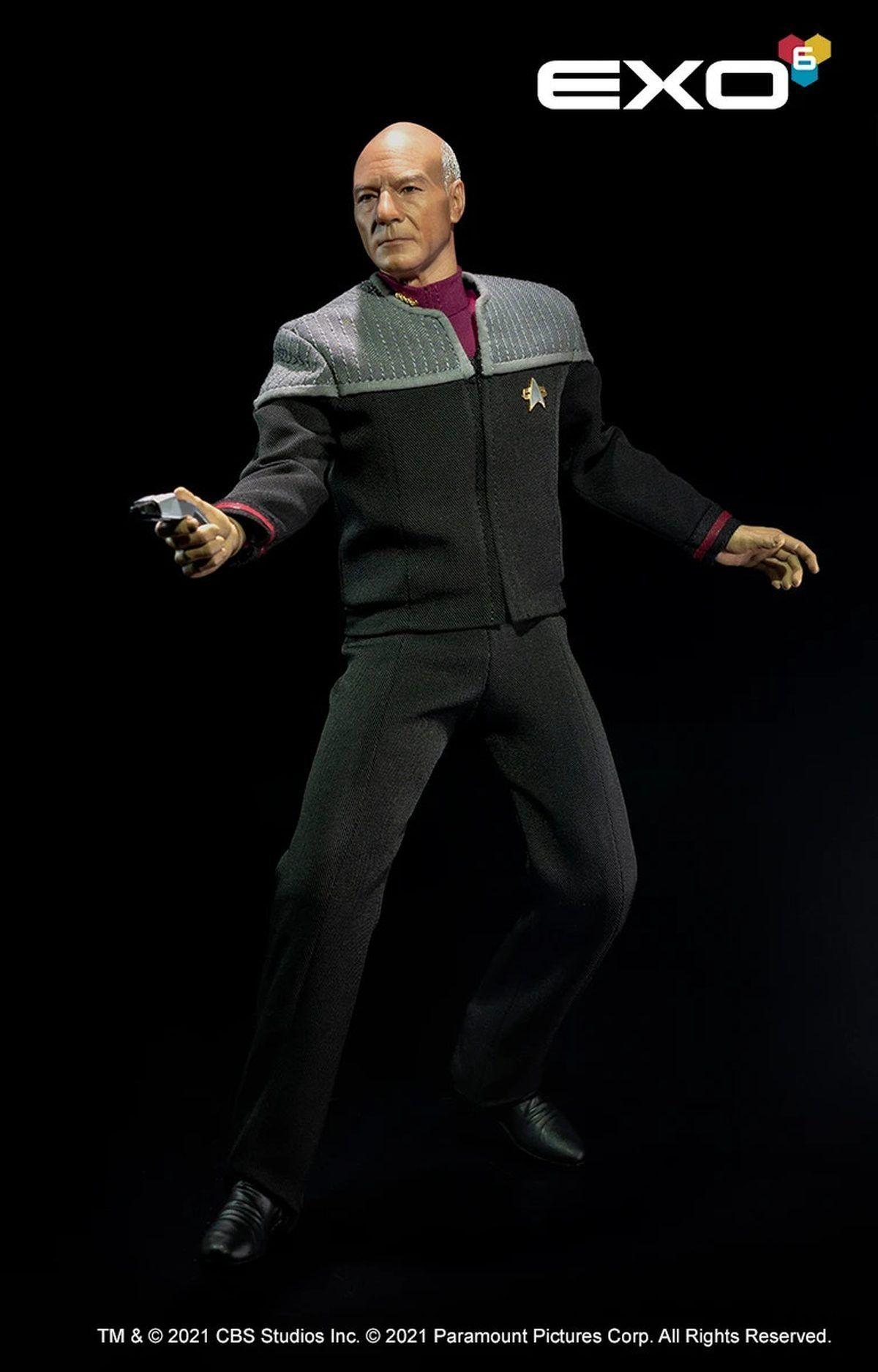 Star Trek First Contact Picard Exo 6 8