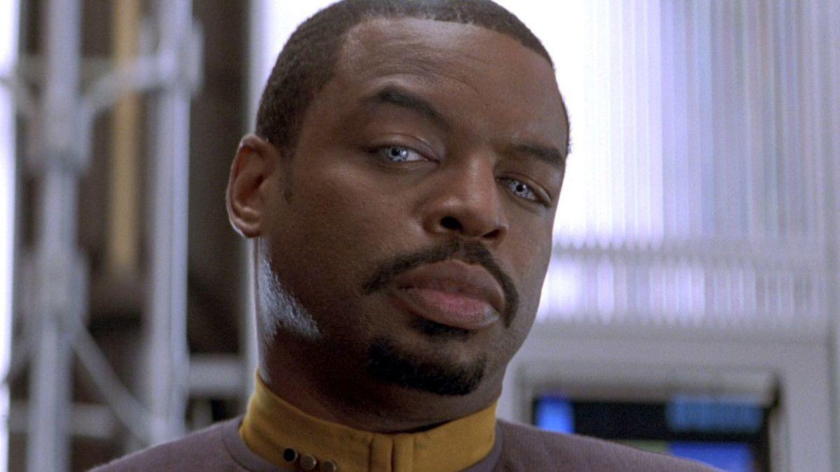 Star Trek Picard Geordi La Forge
