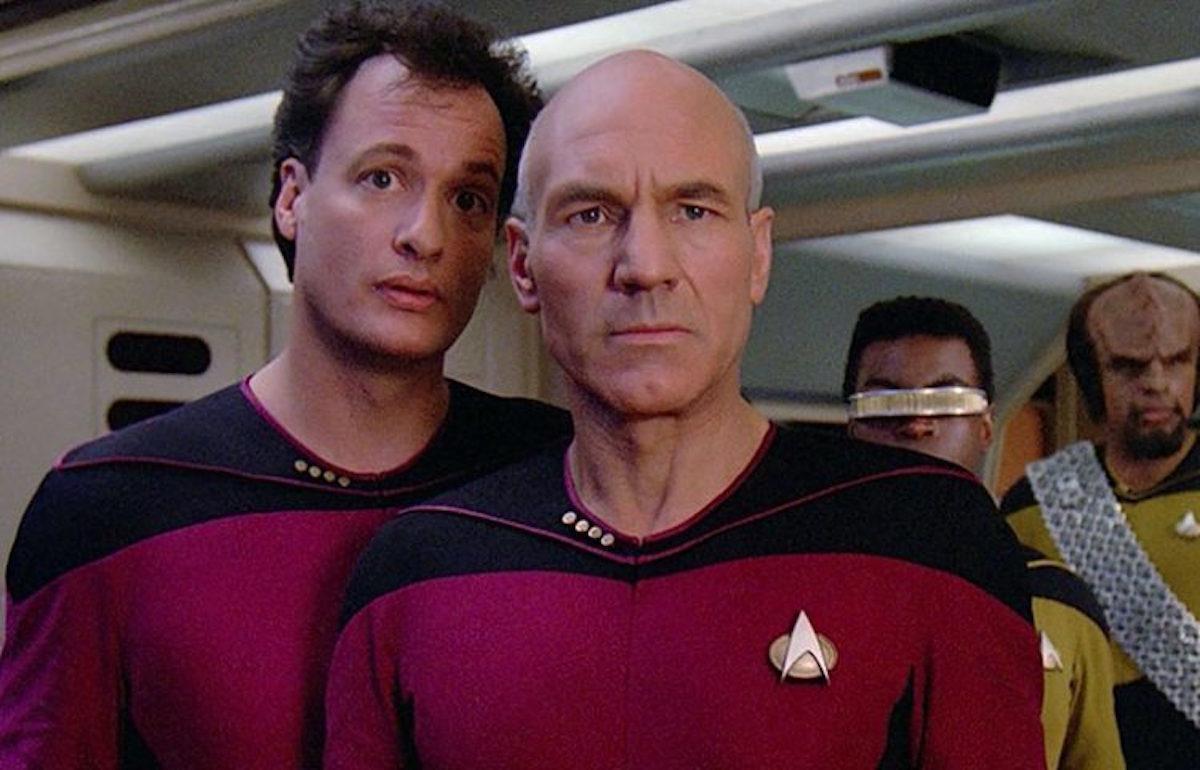 Star Trek Picard Q
