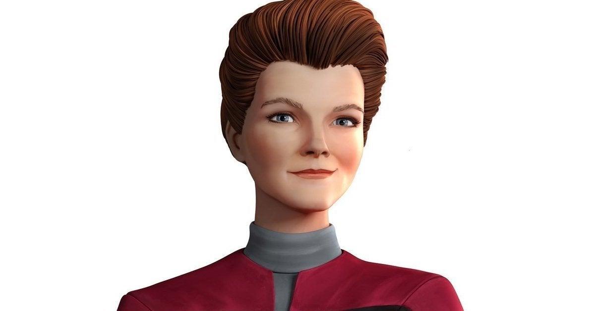 Star Trek Prodigy Captain Janeway Kate Mulgrew