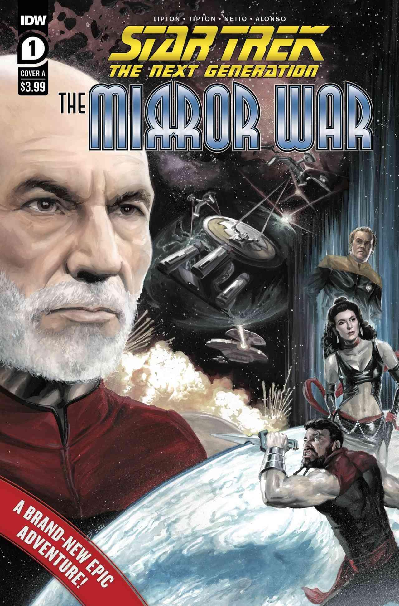 Star Trek The Mirror War #1