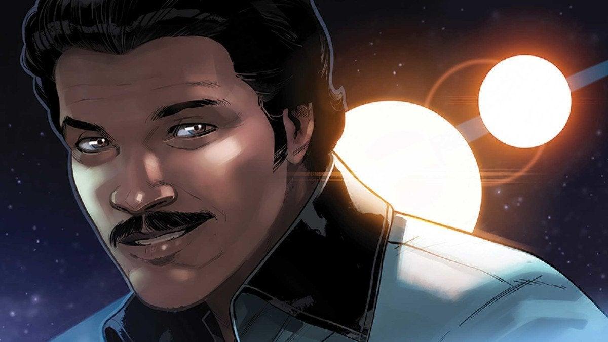 Star Wars Pride Variant Marvel Lando