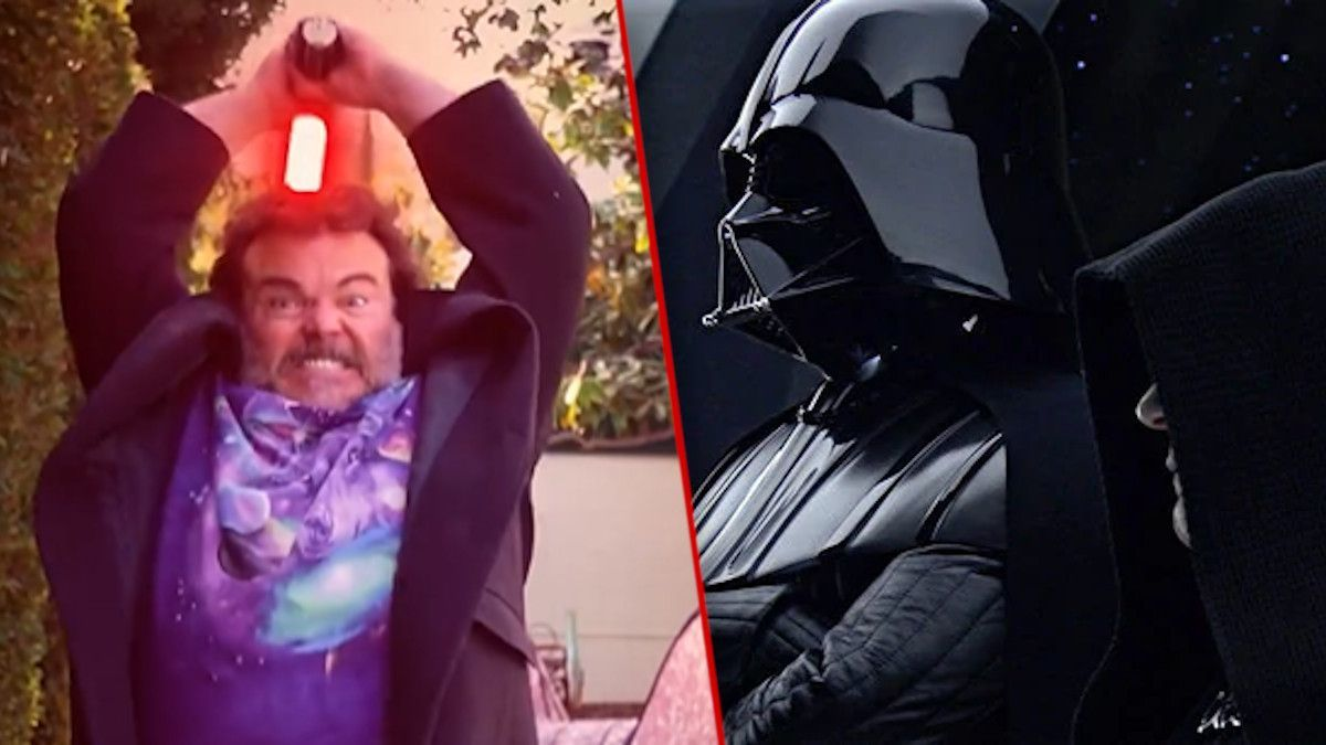 Star Wars Revenge of the Fifth Jack Black
