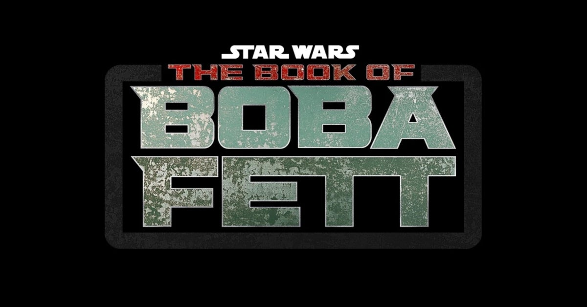 Star Wars The Book of Boba Fett