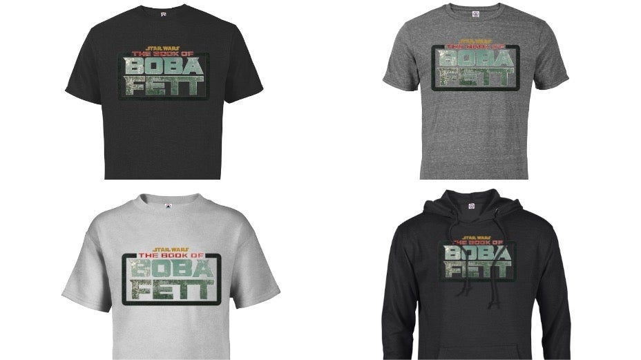 Star Wars The Book of Boba Fett merchandise