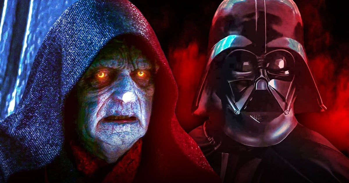 Star Wars Vader vs Palpatine Duel Giant Monsters 11 Spoilers