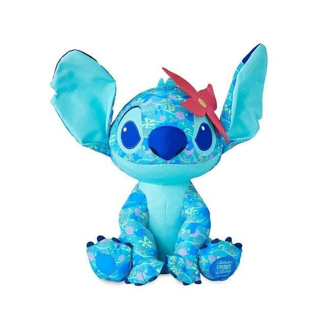 Stitch Crashes Disney The Little Mermaid Plush