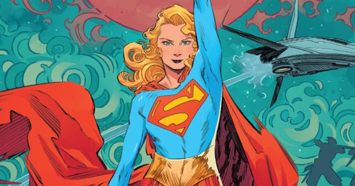 supergirl woman of tomorrow 1 header