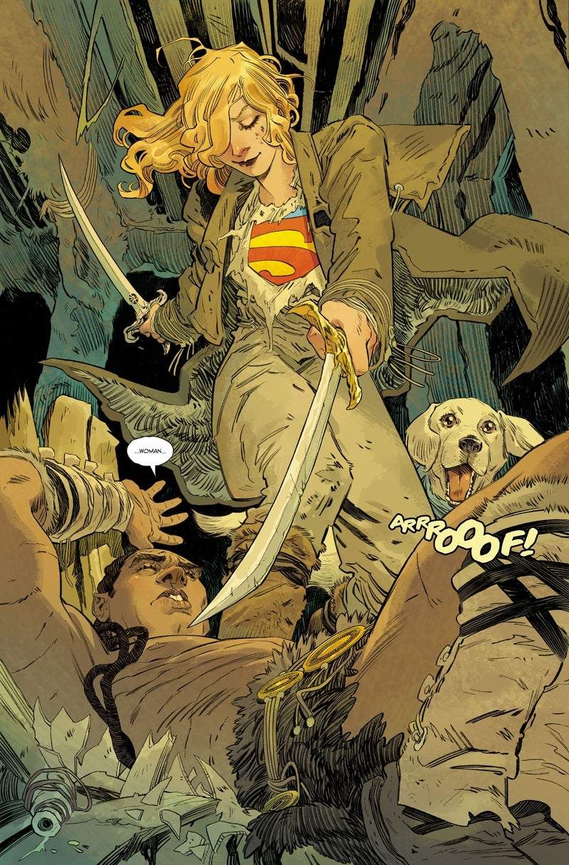 supergirl woman of tomorrow 1 preview 07