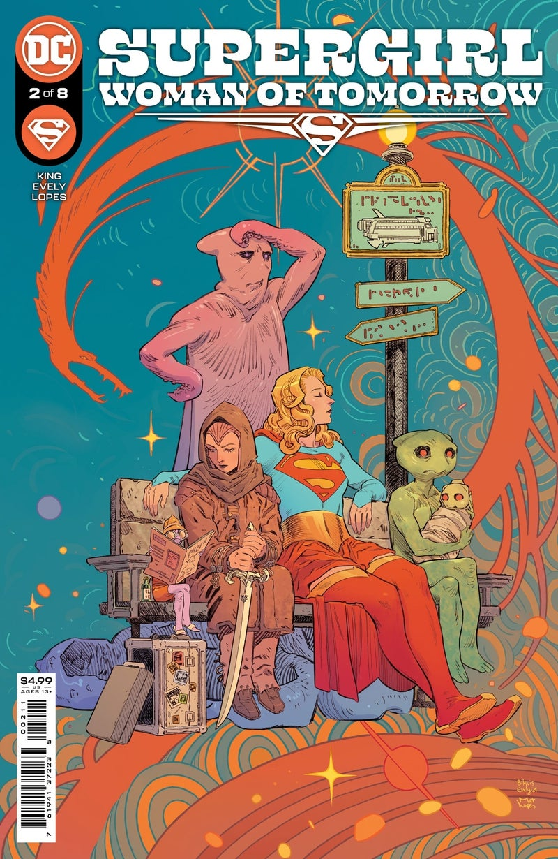 supergirl woman of tomorrow 1 preview 08