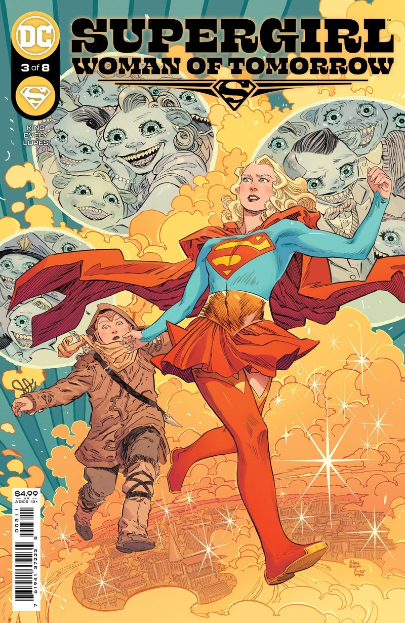 supergirl woman of tomorrow 1 preview 09
