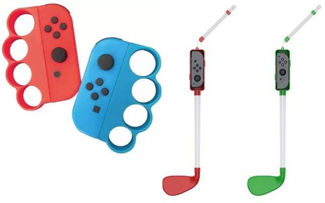 Switch Peripherals