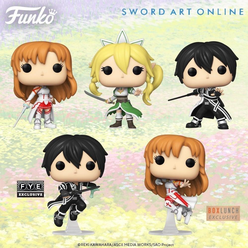 sword-art-online-funko-pops
