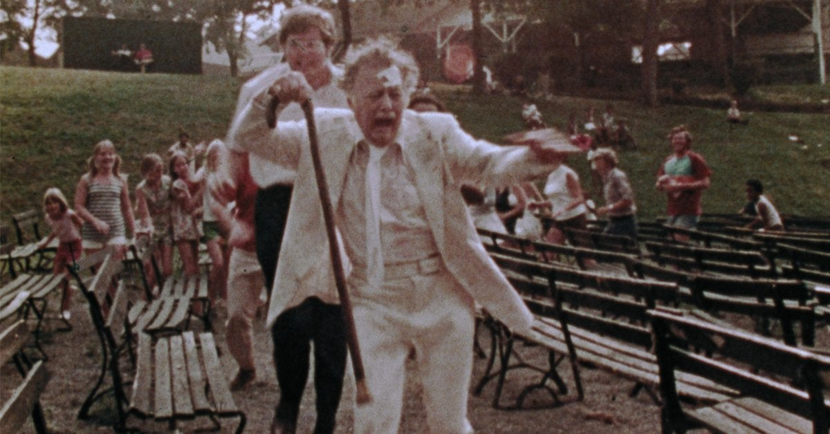 the amusement park movie george romero shudder