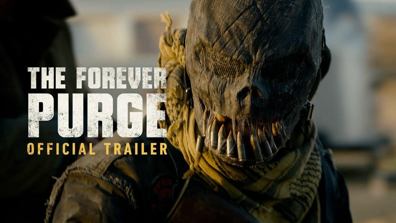 The Forever Purge - Official Trailer