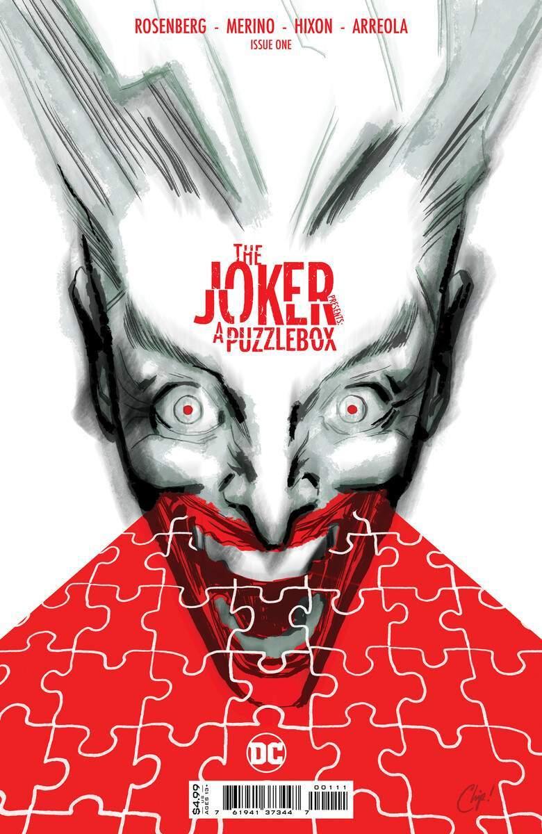 The Joker Presents a Puzzlebox #1