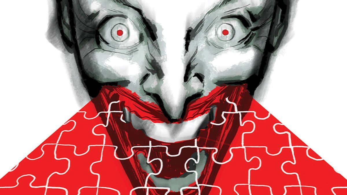 The Joker Presents a Puzzlebox Series