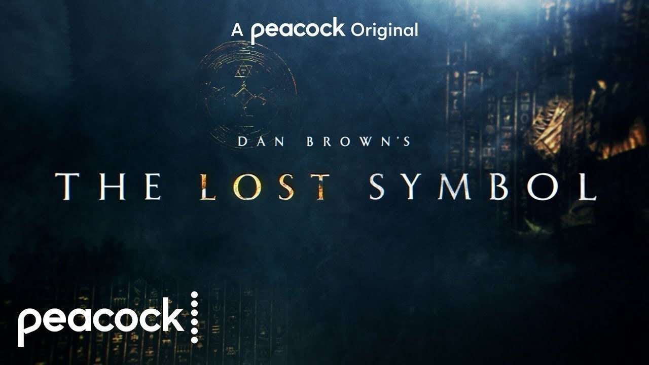 the lost symbol peacock series