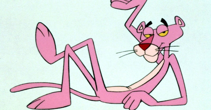 The Pink Panther MGM Amazon