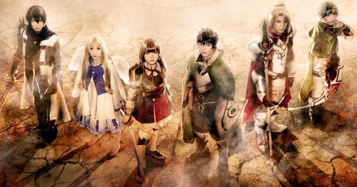 The Rising of the Shield Hero Stage Play Live-Action Poster