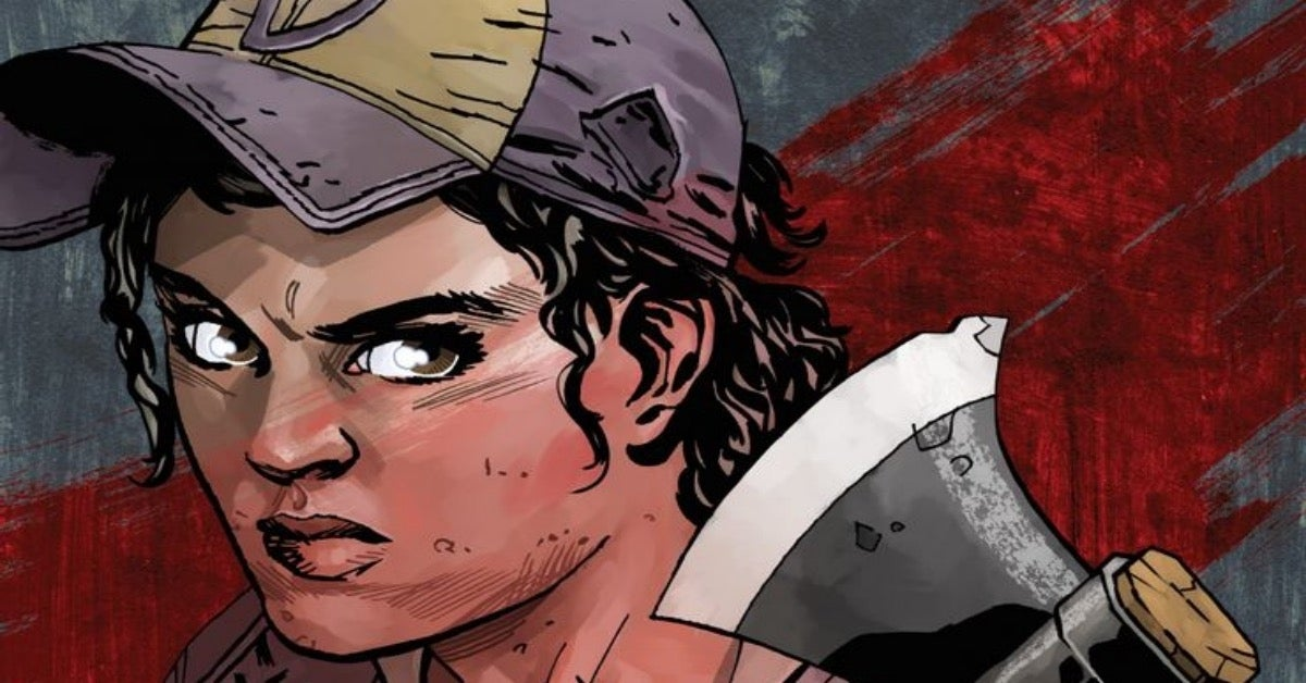 The Walking Dead Clementine Skybound X #1