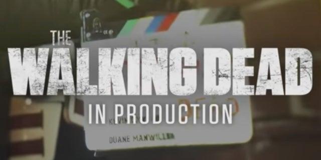 The Walking Dead Final Season 11 in production