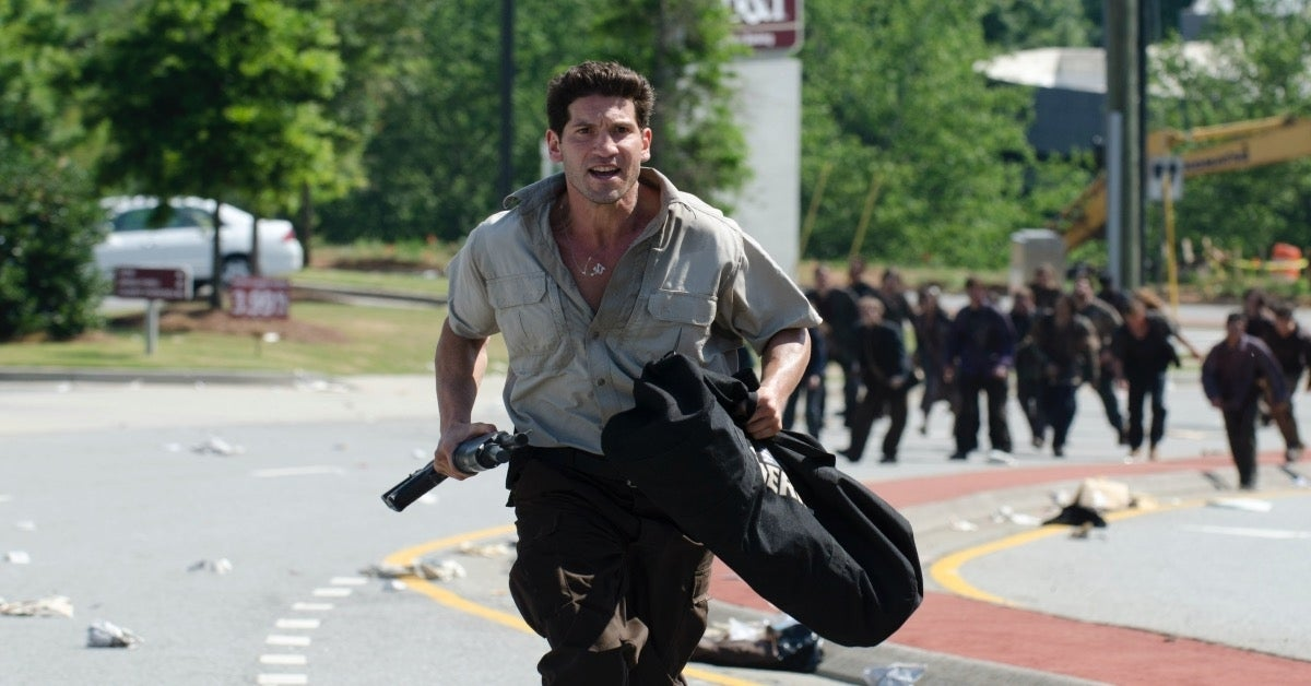 The Walking Dead Jon Bernthal Shane