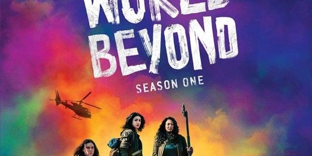 The Walking Dead World Beyond Season 1 Blu-ray