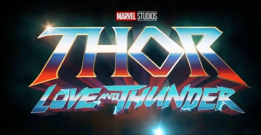 thor love and thunder logo