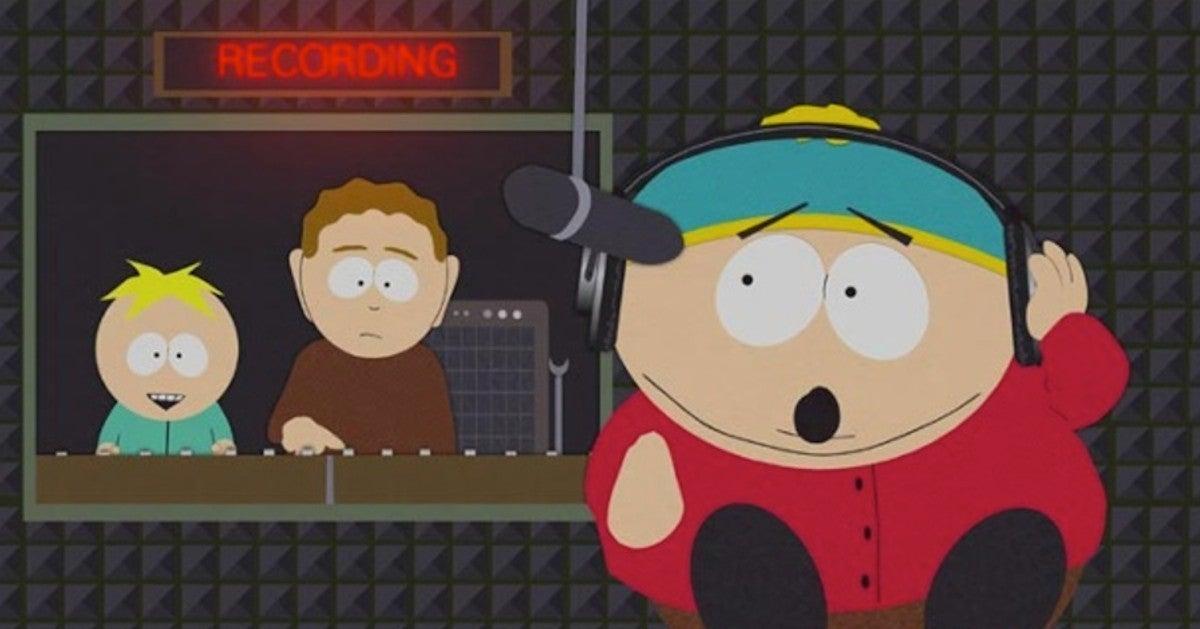 TikTok Video Guitarist Singing Linkin Park Cartman Voice In The End