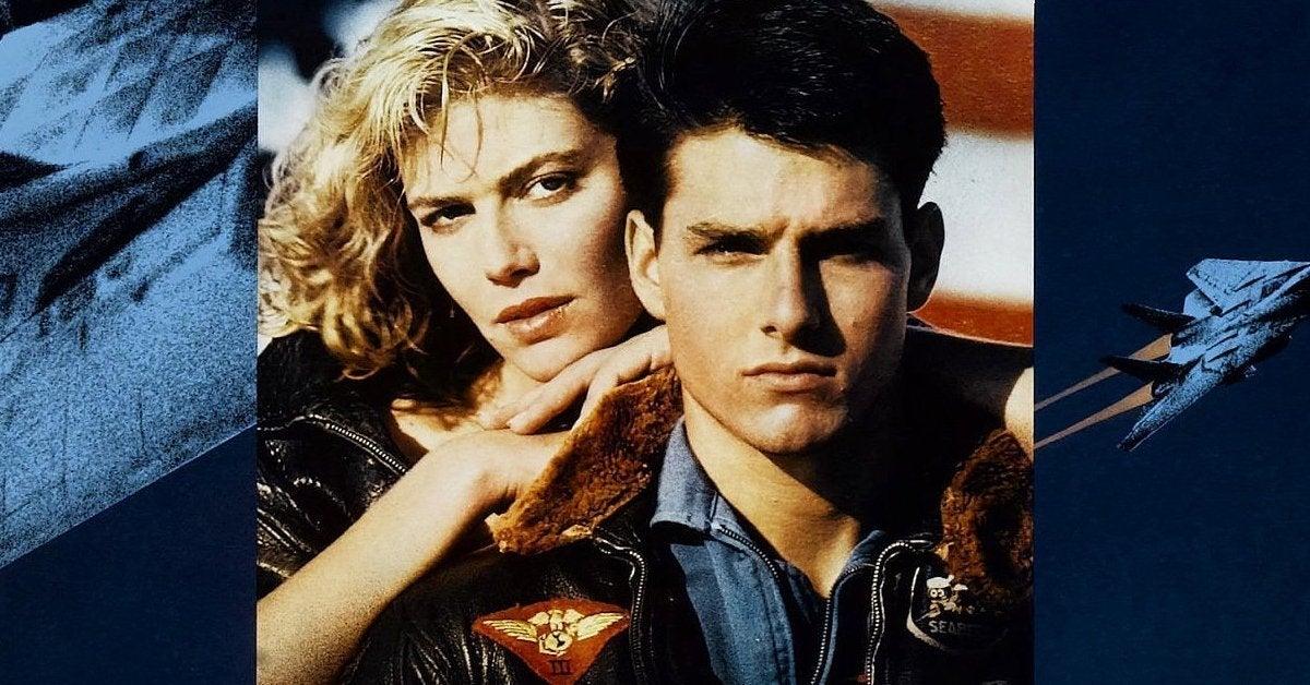 top gun movie poster 1986 tom cruise