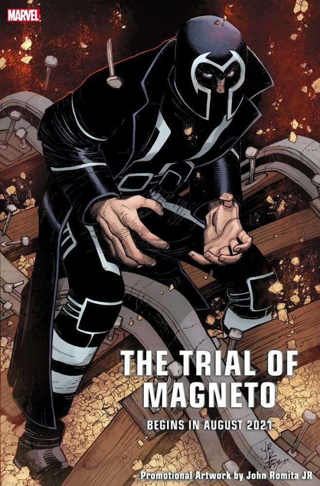 trial of magneto