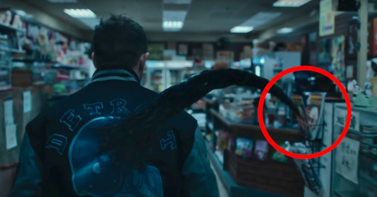 Venom 2 Let There Be Carnage Stan Lee Cameo Easter Egg