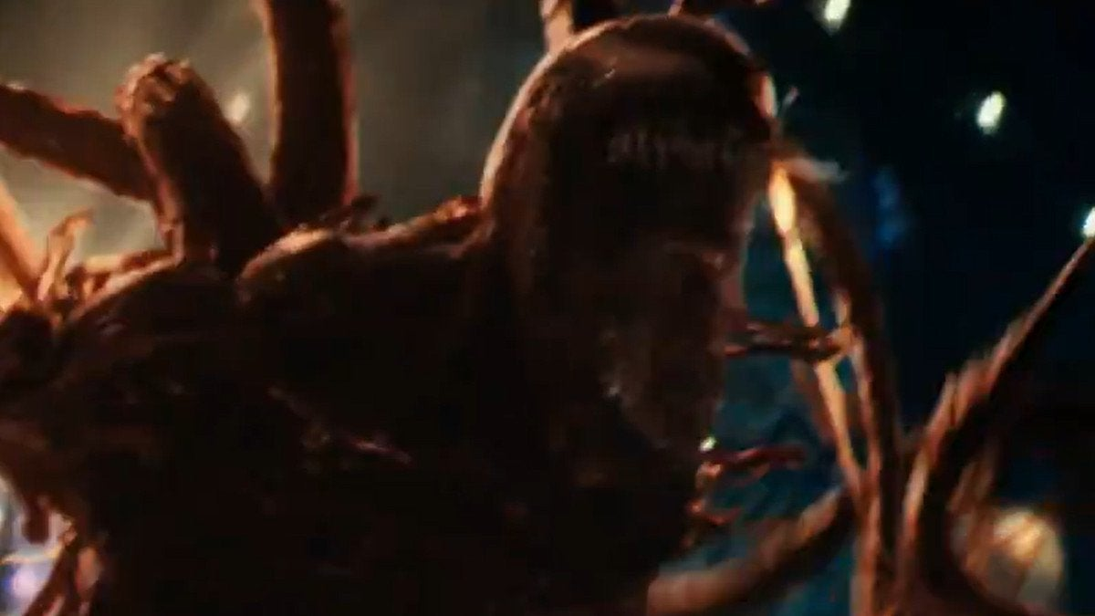 Venom Movie Carnage