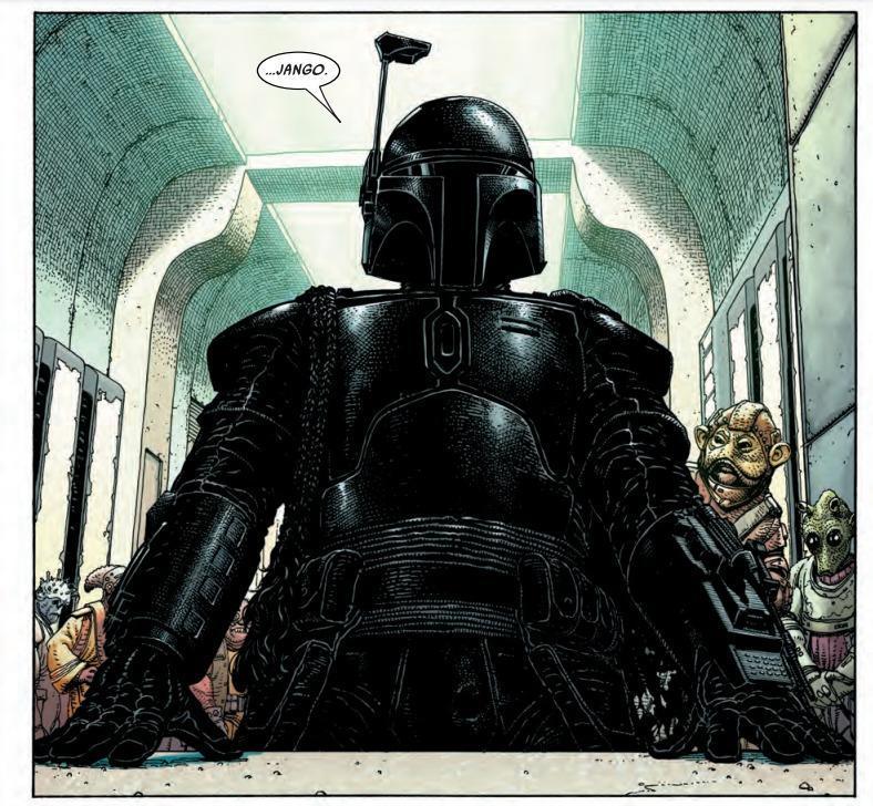 War of the bounty hunters boba fett new armor