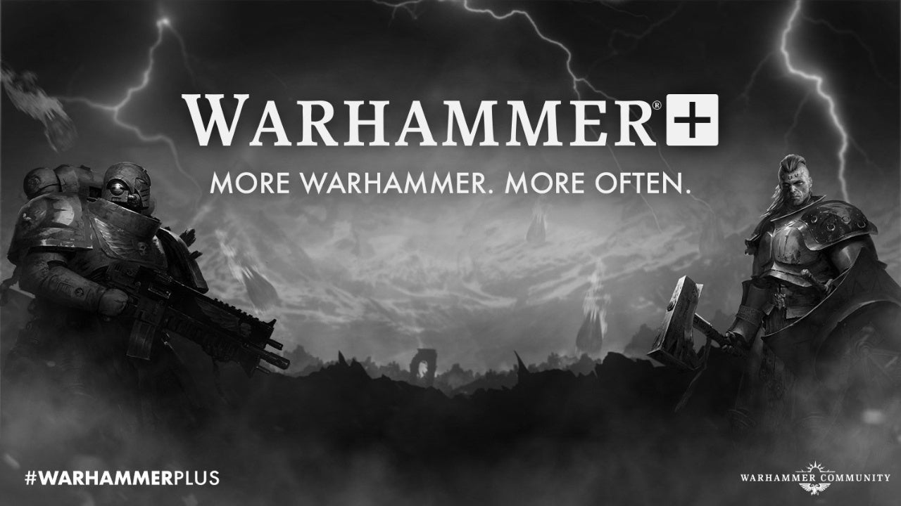 warhammer plus hed