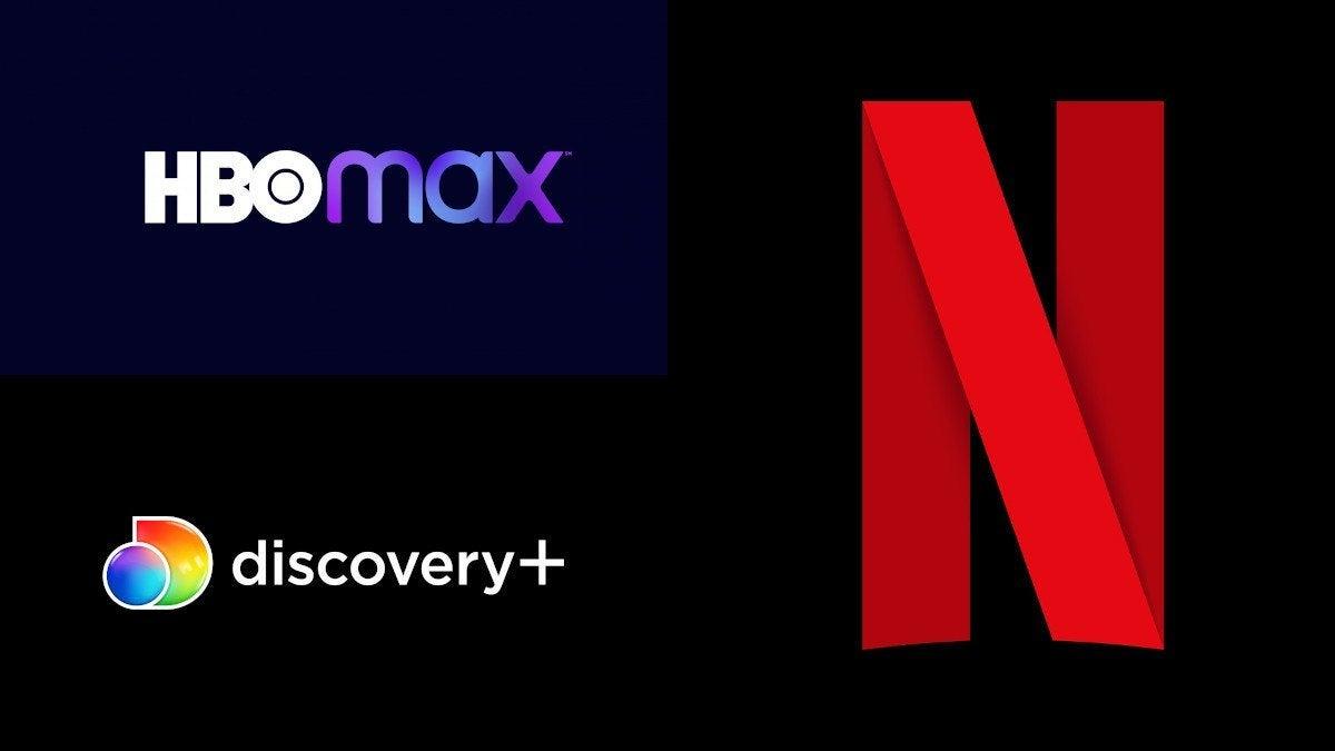WarnerMedia Discovery Netflix Content Spending